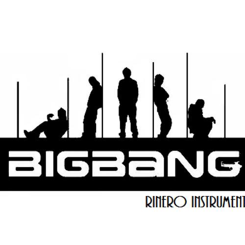 BIGBANG - Let Me Hear Your Voice - Instrumental [Dj Rinero]