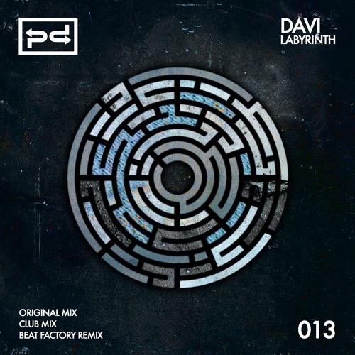 [PSDI 013] DAVI - Labyrinth (Beat Factory Remix) - [Perspectives Digital]