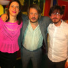 Richard Herring's Edinburgh Fringe Podcast 2011 #2: Matthew Crosby & Lou Sanders