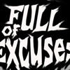 Fade Away (Black) by Full of Excuses