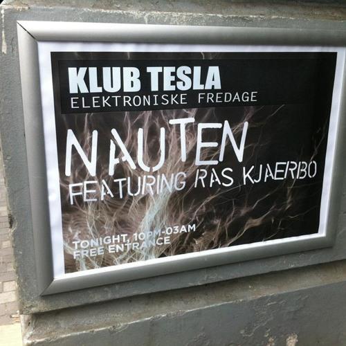 NauTen feat Ras Kjærbo - Studenterhuset April 2012