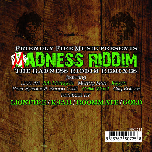 01 Lion Art - Badness - Lionfire Jungle Remix