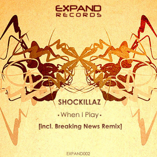 Shokillaz - When I Play (Breaking News Remix) [Out Now on Expand Records!]