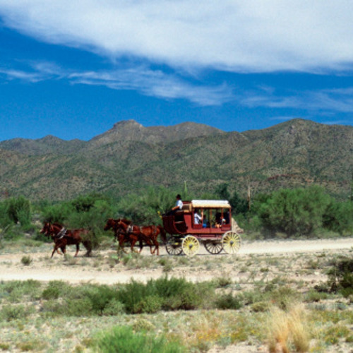 The Last Stagecoach Heist