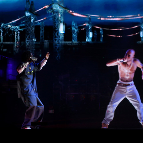 """""""2 of America's Most Wanted"""" - Hologram Tupac & Snoop Dogg (Live)"""
