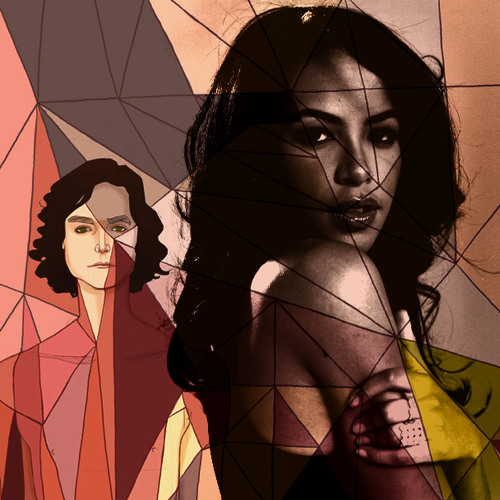 Are You That Somebody I Used To Know (Aaliyah + Gotye)