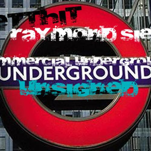 BrettHit & Raymond Sieben - Commercial Underground (Original Mix) [UNRELEASED]128kbs