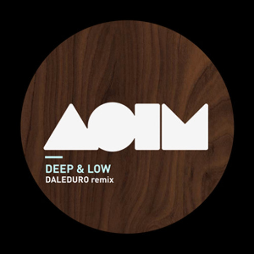 AOIM - Deep and low (Daleduro remix) - BSIDE023