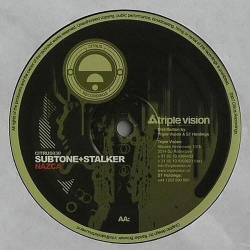 Subtone & Stalker - Nazca [Citrus Recordings 030]