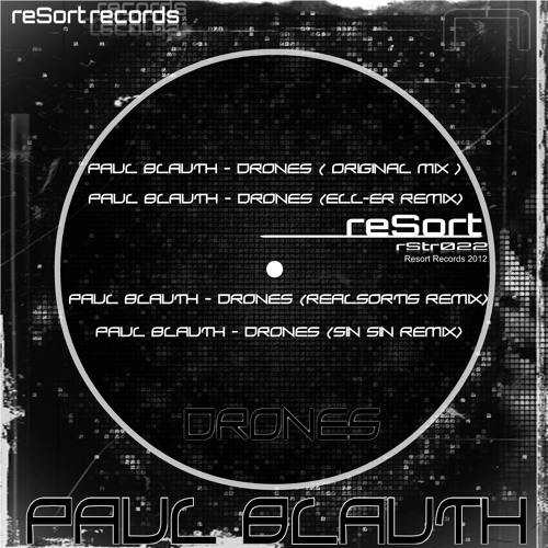 Paul Blauth - Drones (Original Mix) [RESORTED RECORDINGS]