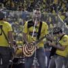 Sangre de Campeon (Cancion Oficial Barcelona Sporting Club 2012) Portada del disco