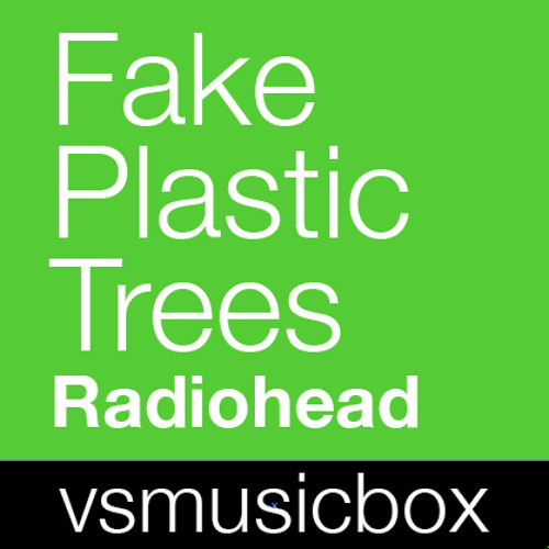 Fake Plastic Trees Guitar