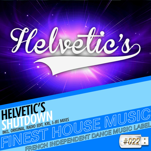 Helvetic's - Shutdown (Original Mix)