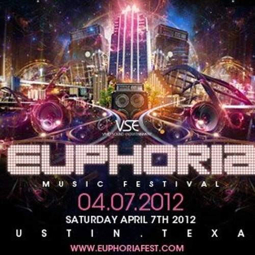 Andrew Parsons - Live at Euphoria - 04-07-2012