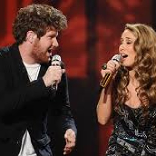 Haley Reinhart and Casey Abrams - Moaning