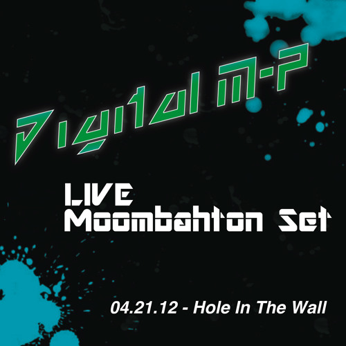 Moombahton Live Set