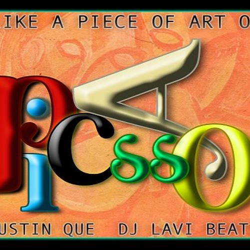 Lavi - Like A Piece Of Art Of Picasso ft Dustin WMC Edit