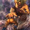 SSurreal - Broly vs Goku