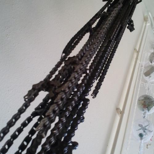 Yugen (for a sculpture by Becky Tesch at Effjay Projekts Gallery)