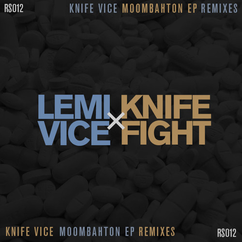 Lemi Vice x Knife Fight - The Knife Fight Moombahton EP Remixes (RS012)