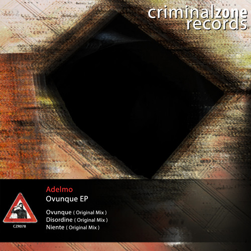 Adelmo - Ovunque (Original mix)