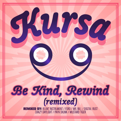 Kursa - Be Kind, Rewind [Crazy Daylight Remix] Teaser - forthcoming on Adapted