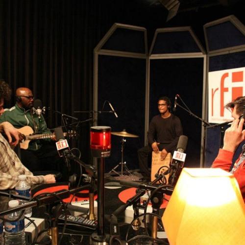 Misja Fitzgerald Michel, KUKU, Hugh Coltman, Jean-Emmanuel Fatna, Samuel Darnal (Live at RFI)