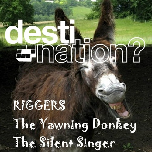 Riggers - The Silent Singer [CLIP] Destination? OUT NOW!