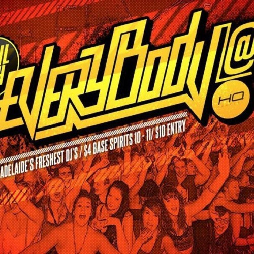 Seek N Destroy 'Everybody at HQ' Mix Up