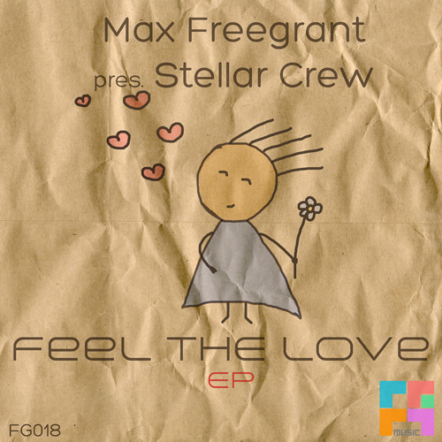 Max Freegrant pres. Stellar Crew - Galactic Journey (Promo Cut)