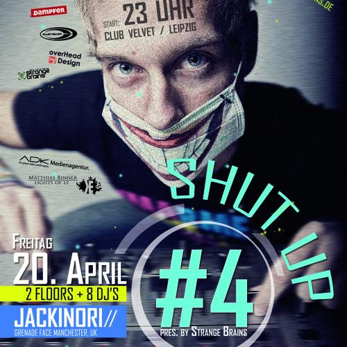 Der HouseKaspeR @ Smokinglounge at SHUT UP and SHAKE your ASSES! #4 @ Club Velvet 20.04.2012