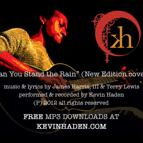 New Edition Can You Stand The Rain mp3 download