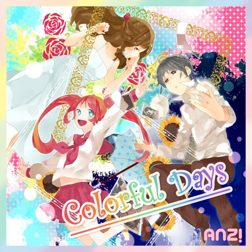"ANZ! ""Colorful Days"" XFD"