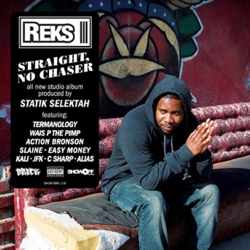 """REKS f. Action Bronson """"Riggs & Murtaugh"""" (prod. by Statik Selektah)"""