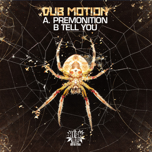 DUB MOTION - PREMONITION - HIGHR8DIGI010 A - OUT NOW !!!!