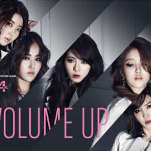 4MINUTE - Volume Up Dubstep