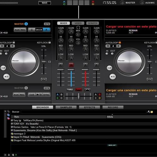 Minimal Tech sets mix