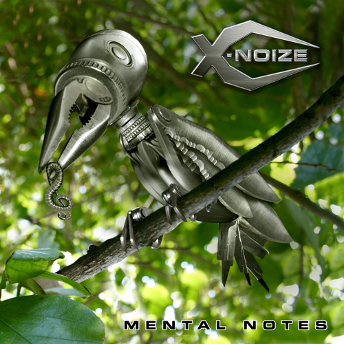 X-noiZe - Mental Note (Major7& Capital Monkey RMX) SAMPLE