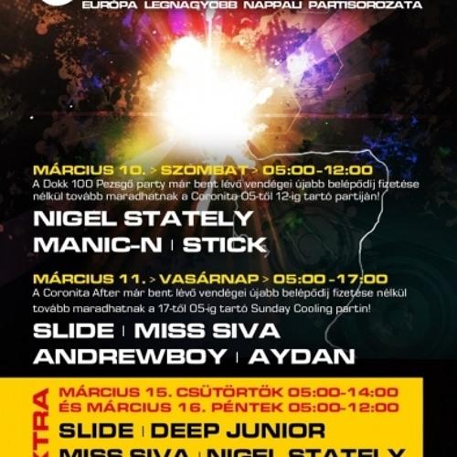 Slide MissSiva Andrewboy Aydan Coronita Live 3.rész (2012 03 11)