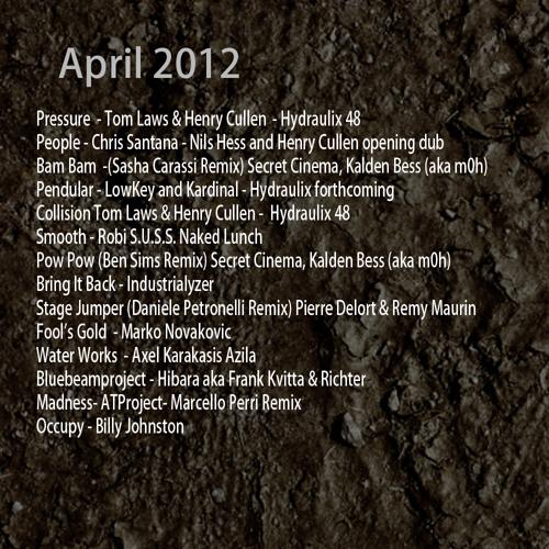 April Dj Mix