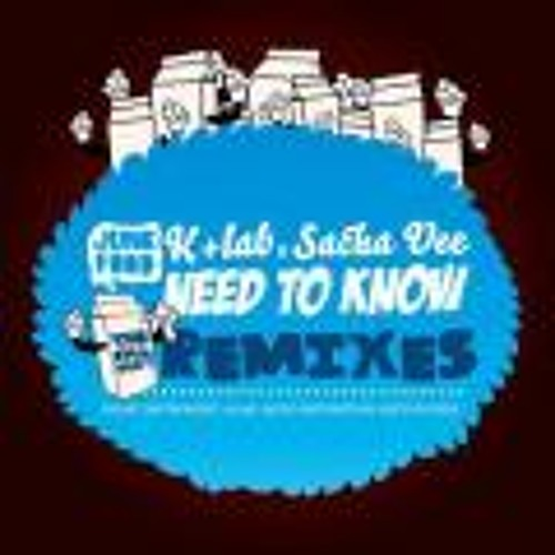 Need to Know - Blunt Instrument Remix