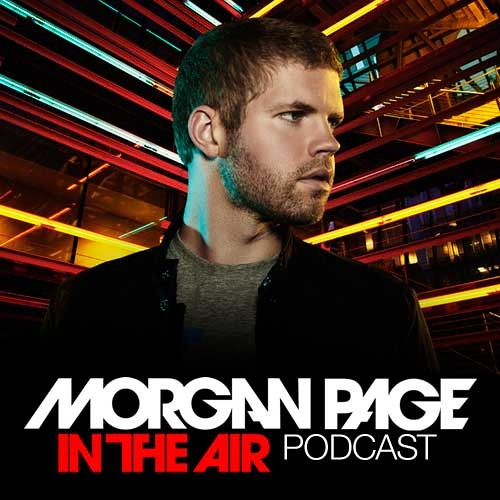 Morgan Page - In The Air - Episode 96