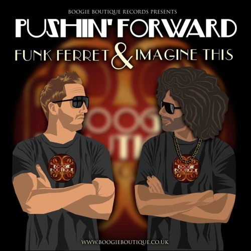 Pushin Forward (Alias & Benson Remix) Free DL