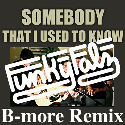 Somebody that I used to know - FunkyFalz B-more Remix