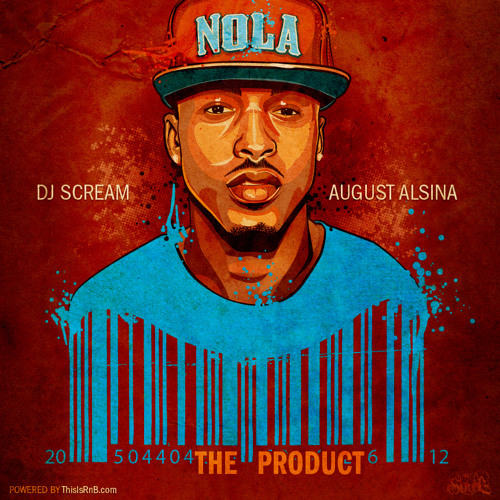 06-August Alsina-Ode To My Project Chicks