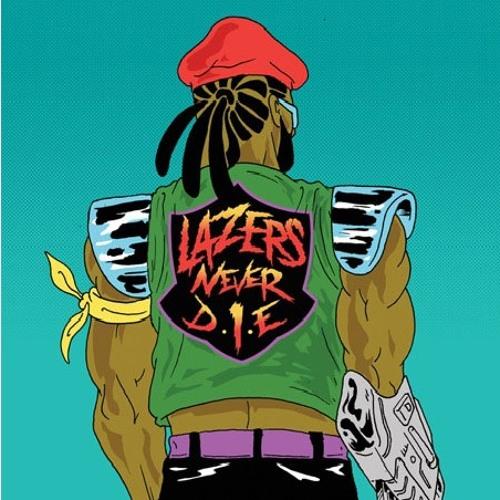 Major Lazer - Jump Up (Thom Yorke Remix)