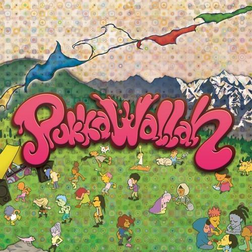 01  Lab Rats - Stars Rain Down (PWRCD001) by Pukkawallah