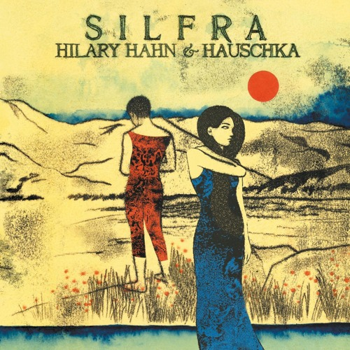 Hilary Hahn and Hauschka perform Adash from their album Silfra