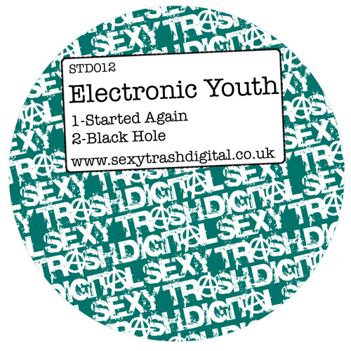 Electronic Youth - Started Again [Sexy Trash Digital]