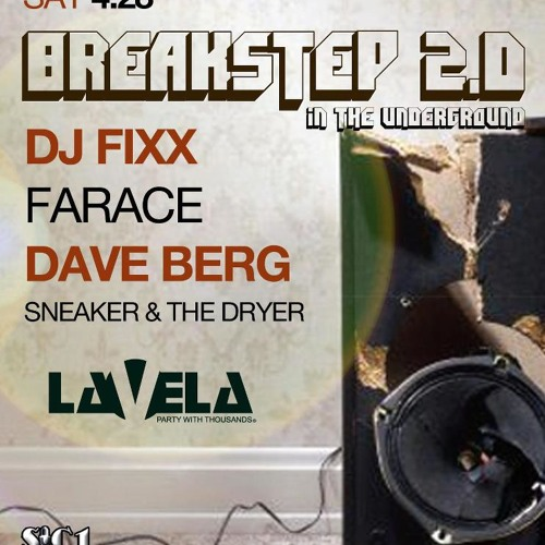 BREAKSTEP 2.0 SIC1 Productions and Club Lavela